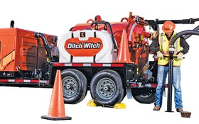 Hydroexcavation Trucks/Trailers - Ditch Witch HX30