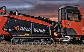 Ditch Witch JT40