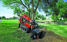 Ditch Witch SK850 mini skid-steer