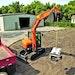 Excavation Equipment - Compact excavator