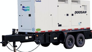 Doosan Portable Power mobile generator