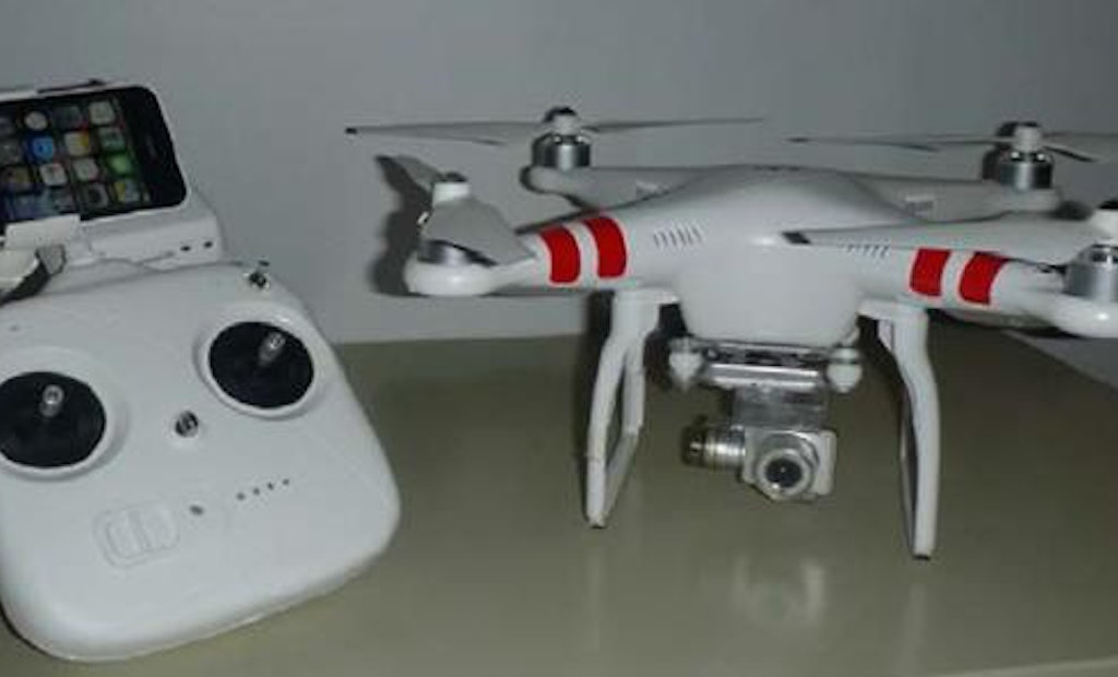 Drones Take Legwork Out of Infrastructure Inspection