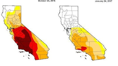 Storms Bring Drought Relief to California