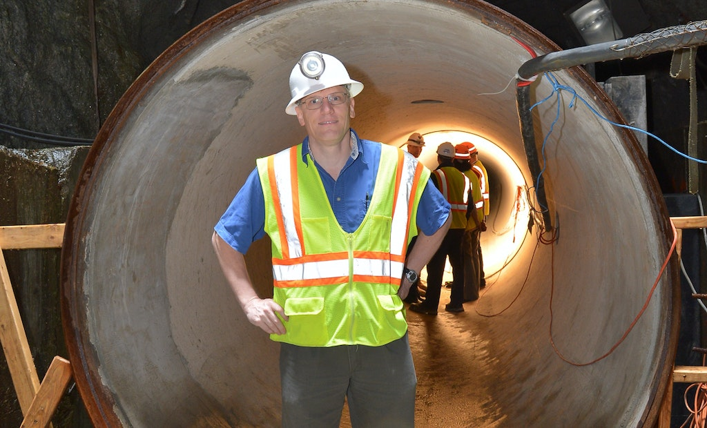 News Briefs: Massive Water Tunnel Project Completed