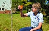 Rain Catchers Program Reduces Stormwater Impact