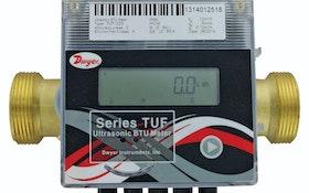 Flow Control/Monitoring Equipment - Dwyer Instruments Series TUF Ultrasonic Energy Meter