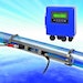 Flow Control/Monitoring Equipment - Ultrasonic clamp-on flowmeter