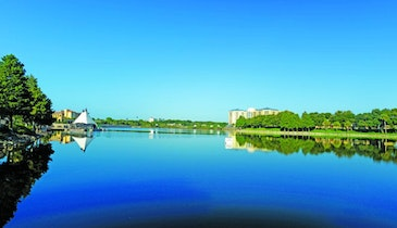 Florida's Interstate-4 Provides Altamonte Springs With A Road To Sustainability