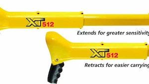 Electronic Line Locators - Electric Eel XT512 Sonde and Camera Locator