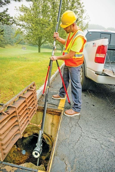 Get a Better Look at Your Sewer Pipes