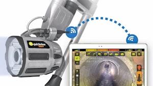 Mainline Inspection - Envirosight Quickview airHD