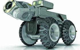 Crawler Cameras - Insight Vision Cameras IRIS Pan & Tilt