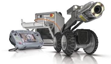 Envirosight's ROVVER X Inspection Crawler