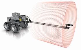 Laser Profiling Equipment - Envirosight ROVVER X laser profiler