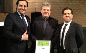 Pipe Restoration Company Takes Home 2 Innovation Awards in Europe