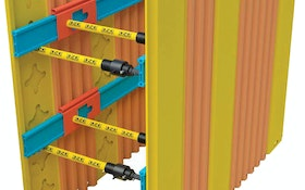 EZE Shoring composite trench lining system