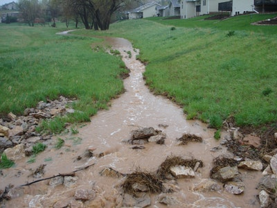 Rapid City Reduces Pollution in Stormwater Runoff