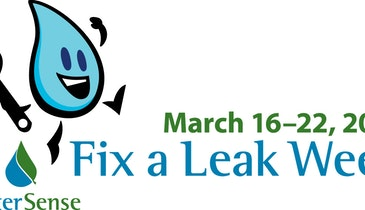 Top 5 Fix-A-Leak Week Events