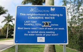 Study Finds Significant Water Conservation Through Simple Method