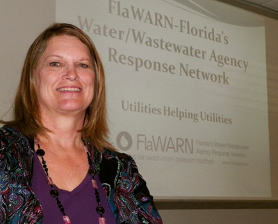 Water utility agency response networks come together for a unified cause