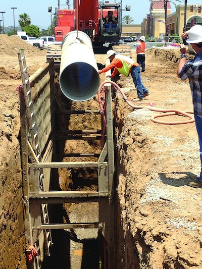 Water System Maintenance and Infrastructure