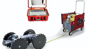 Crawler Cameras/Equipment - Forbest Products FB215