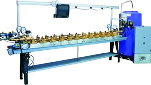 Flow Control/Monitoring Equipment - Automated measuring system