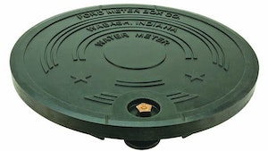 AMR - Ford Meter Box H-20-rated lid