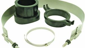 Ford Meter Box sewer saddle