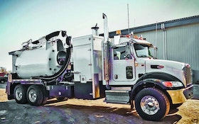 Hydroexcavation Equipment and Supplies - Foremost FVS1000 Hydrovac