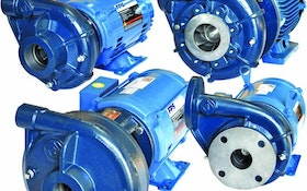 Franklin Electric centrifugal close-coupled pumps