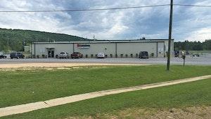 Federal Signal expands service center