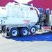 Excavation Equipment - Cyclone filtration hydroexcavator