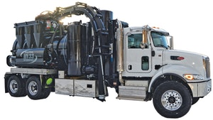 Hydroexcavation Trucks/Trailers - GapVax HV33