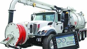 Jet/Vac Combination Trucks/Trailers - Wireless-controlled combination jet/vac