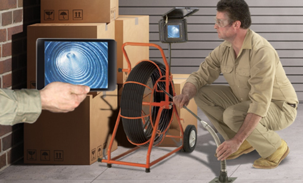 'Grab and Go' Inspection System Can Send Video Via Wi-Fi from the Job Site