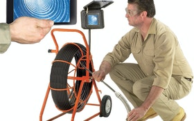 Push TV Camera Systems - General Pipe Cleaners Gen-Eye POD