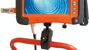 Mainline TV Camera Systems - General Pipe Cleaners/General Wire Spring Gen-Eye X-POD