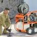 Pipeline Rehabilitation - General Pipe Cleaners JM-3080 Jet-Set