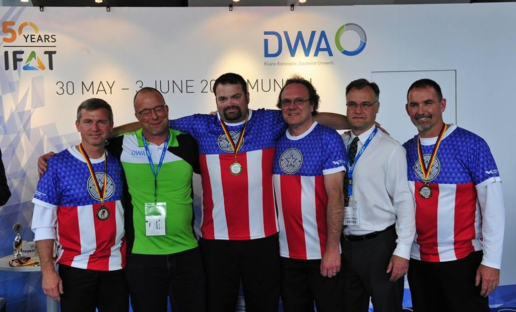 It's Gold, Baby! Operations Superstars Win in Germany