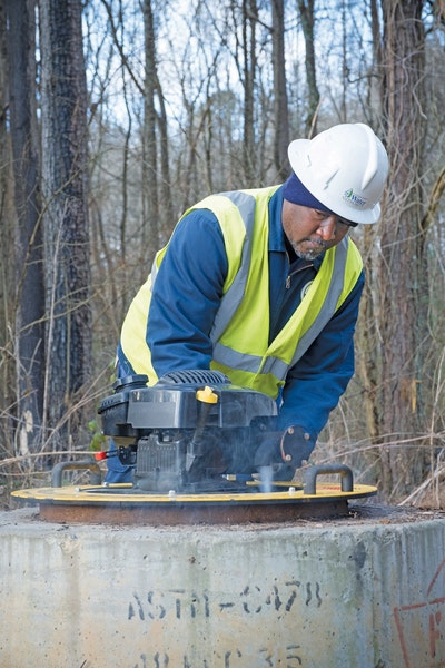 Water Utility Emphasizes Innovation