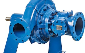 Pumps - Gorman-Rupp 6500 Series