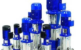Pumps - Goulds Water Technology Series e-SV