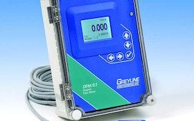 Flow Control/Monitoring Equipment - Clamp-on Doppler flowmeter