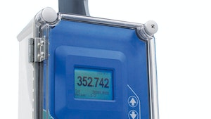 Flow Control/Monitoring Equipment - Greyline Instruments DFM 5.1 Doppler flowmeter