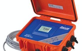 Flow Control/Monitoring Equipment - Greyline Instruments MantaRay