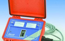 Greyline battery-powered area-velocity flow logger