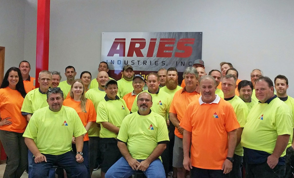 Next Aries Grout School Scheduled for September
