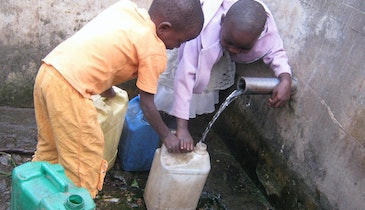 Unique Partnership Working to Bring Safe, Sustainable Water to 1.5 Million People