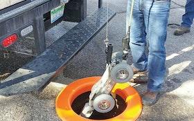 Manhole Rehabilitation - H2TR MPR100